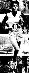 Marilyn Bevans - Distance Runner