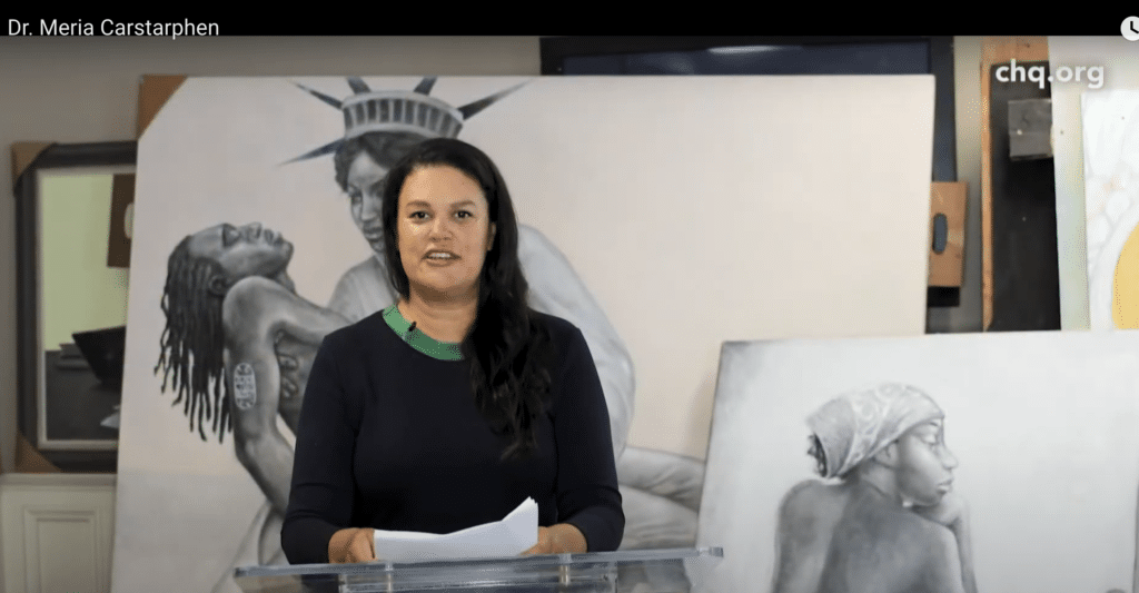 Meria Carstarphen speech for African American Heritage House in Chautauqua